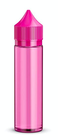 Флакон Gorilla v3 (Китай) Розовый, 60 мл.