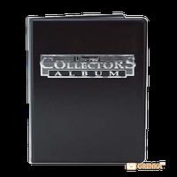 Альбом 'Ultra-Pro' (с 2x2 кармашка): черный (23780)