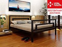 Кровать Брио-2/Brio-2 90*200 металлическая LOFT, фото 1