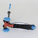 Самокат BEST SCOOTER А 24656 /779-1305 синий, фото 4