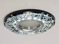 Встраиваемый светильник с светодиодной подсветкой 9078B, фото 1