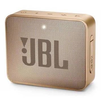 Акустическая система JBL GO 2 Champagne (JBLGO2CHAMPAGNE)