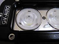 Мощная LED балка 76 см.  180 Вт. комбинированного света LED GV 10180 Combo. https://gv-auto.com.ua