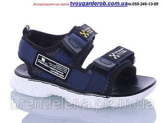 Спортивные сандалии для мальчика р 26-16,8см (код 2009-00) 26