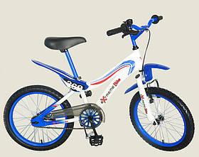 Велосипед детский 18 дюймов 141801-B