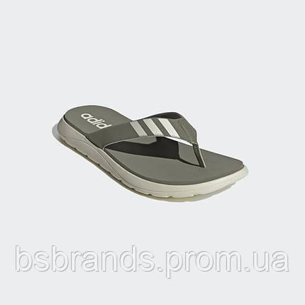Мужские шлепанцы adidas Comfort EG2067 (2020/1), фото 2