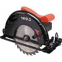 Пила дисковая циркулярная YATO (YT-82153)