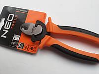 Кабелерез для медных ,алюминиевых кабелей  NEO TOOLS 160 мм
