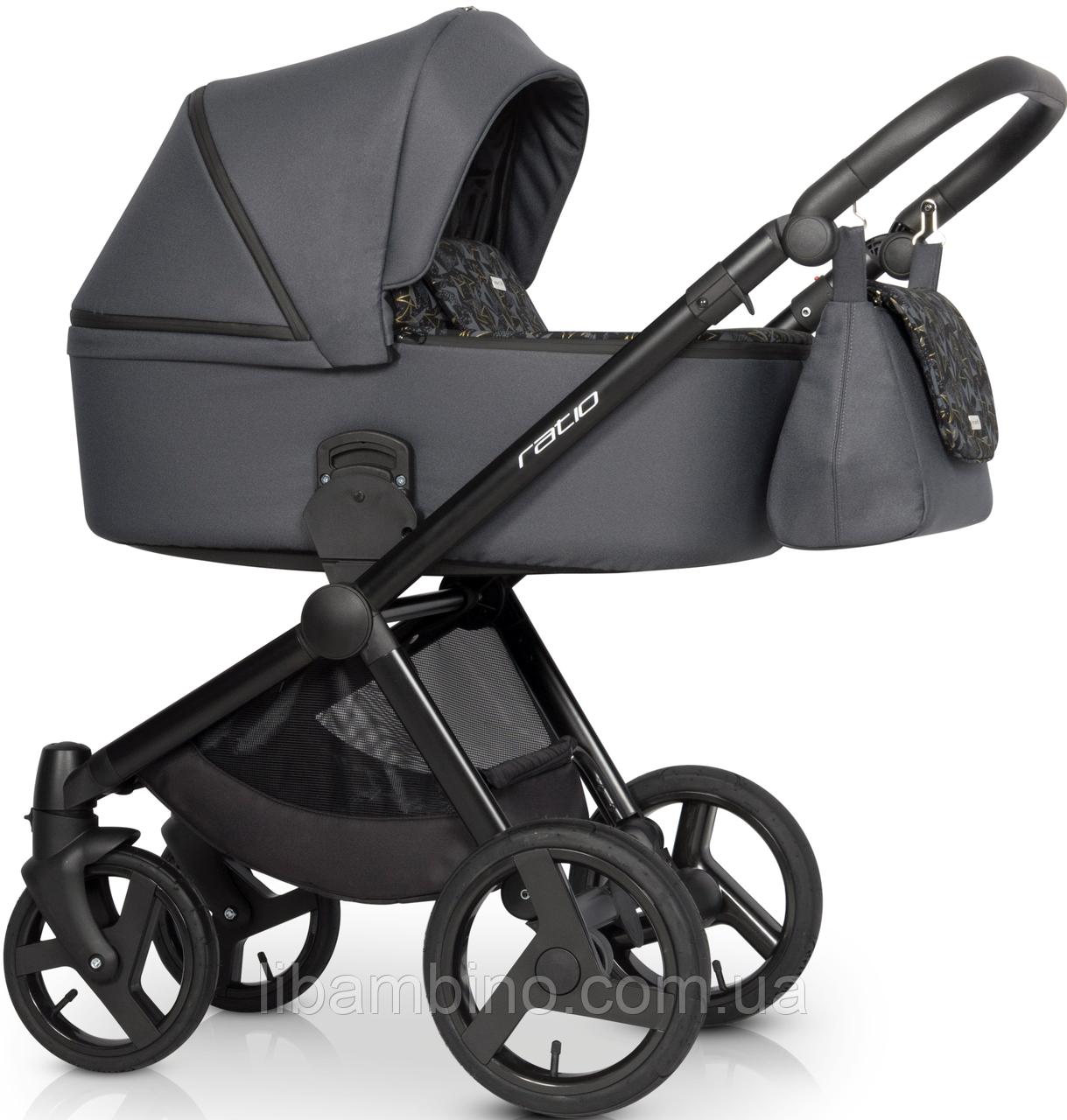 Дитяча універсальна коляска 2 в 1 Expander Ratio 04