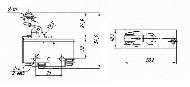 МП-1107 схема