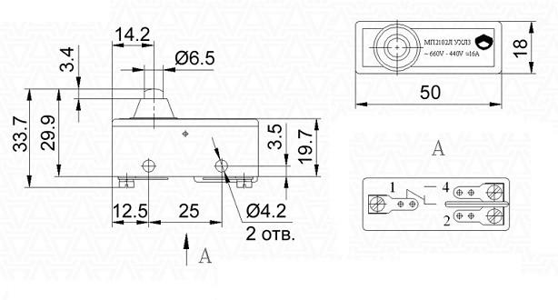 мп-2102 схема
