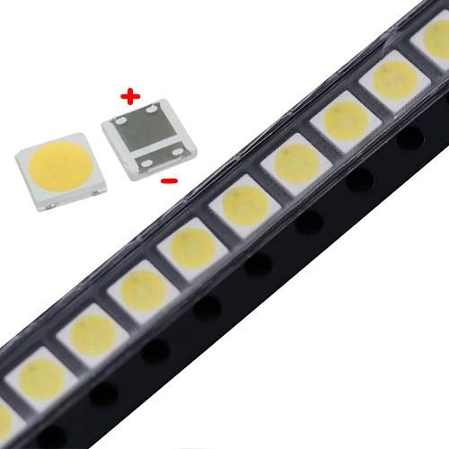 10x 3535 SMD LED 6В 2Вт LATWT391RZLZK підсвітки матриць телевізорів LG