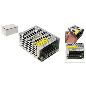 Блок питания перфорированный 12В 2А 24Вт для LED-лент CCTV