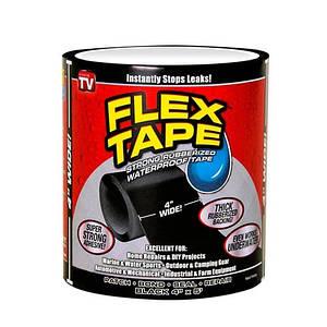 Водонепроницаемая изоляционная лента FLEX TAPE 152x10см прорезиненная