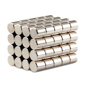 Магниты неодимовые сильные 5x5мм N35 10шт