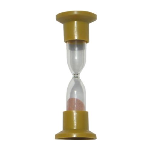 Пісочний годинник скло 12.5х4см 3 хвилини