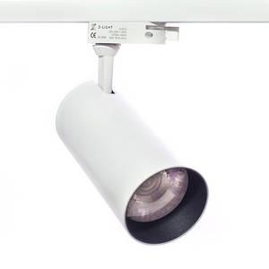 Светильник трековый светодиодный 30Вт 220В Z-light ZL4015, белый