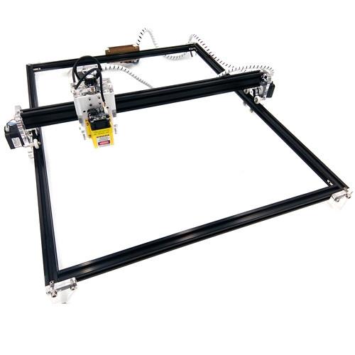 ЧПУ верстат гравірувальний лазерний гравер 650х500мм S3 CNC6550