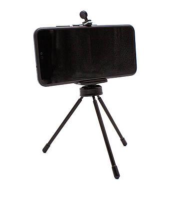 Универсальный железный мини штатив трипод для телефона / камеры / фотоаппарата