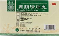 """Пилюли для очищения легких """"Ян Инь Цинфэй"""" (Yangyin Qingfei Wan) 36г"""