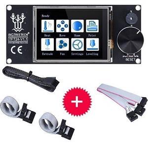 Контроллер c сенсорным дисплеем BIGTREETECH TFT24 v.1.1 для SKR E3 Ender 3