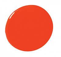 Гель-лак для  ногтей  SALON PROFESSIONAL (CША) 18мл цвет -  красно-оранжевый,кислотный,  змаль.