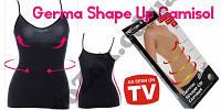Корректирующая майка-корсет без рукавов Germa Shape Up Camisol Герма Шейп Ап Камизол для женщин, фото 1