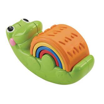 """Веселый крокодил """"Складывай и качай"""" Fisher-Price, фото 2"""