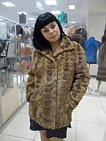 НОРКОВЫЙ ПОЛУШУБОК 48 50 размер натуральная норка в кредит до 6 мес., фото 1