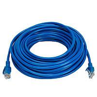 Интернетный кабель / сетевой  LAN кабель ( патч-корд) 10m
