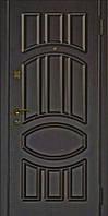 Двери входные металлические Легион серия Элит 100