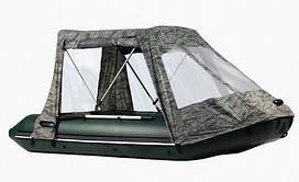 Тент палатка для моторных лодок Stm 180-330, Stk 300-330, Stk 330E