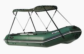 Тент солнцезащитный 1,5х1,2 м для ПВХ лодок 2,2-2,8м