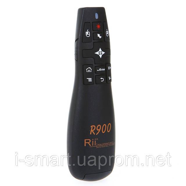 Беспроводной манипулятор Rii R900 Wireless 2.4GHz Air Mouse Pointer Presenter for HTPC Android TV Box