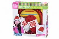 """Набор для вязания крючком """"Knitting Machine"""" 553-7"""