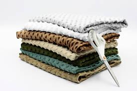 Плюшевые ткани, Minky (ширина 160 см)
