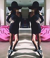 """Платье мини с длинным рукавом """"Олли-НР001"""""""