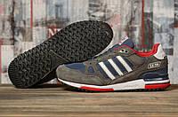 Кроссовки мужские 16761, Adidas ZX 750, темно-серые, < 41 42 44 45 46 > р.41-26,5