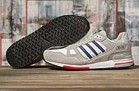 Кроссовки мужские 16762, Adidas ZX 750, серые, < 41 45 46 > р.41-26,5