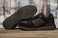 Кроссовки мужские 16763, Adidas ZX 750, черные, < 45 > р. 45-29,0см., фото 1