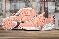 Кроссовки женские 16772, Adidas AlphaBounce Instinct, коралловые, < 36 37 38 39 40 > р.36-22,5, фото 1