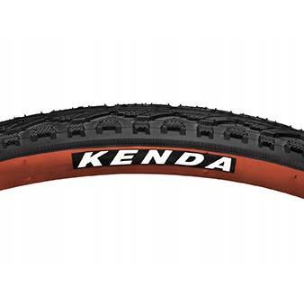 Велосипедна гуму KENDA KHAN K935 47x622 28x1 5/8 x1 3/4 Black-Brown
