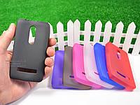 Силиконовый TPU чехол для Nokia Asha 210