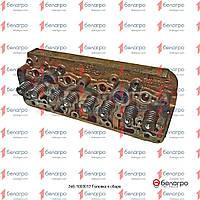 245-1003012 Головка блока цилиндров МТЗ, Д-245 в сборе с клапанами, ММЗ