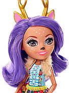 Лялечка Enchantimals Данесса Олень і її вихованець Спринт Danessa Deer, фото 6