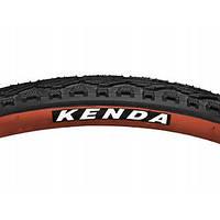 Велосипедна гума KENDA KHAN 28x1,75 K935 47x622 28x1 5/8 x1 3/4 Black-Brown