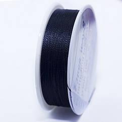 НитьTYTAN 100, Цвет: Черный, Размер: Диаметр 0,1мм, около 100м,