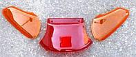 Стёкла стопа с поворотами Suzuki LETS