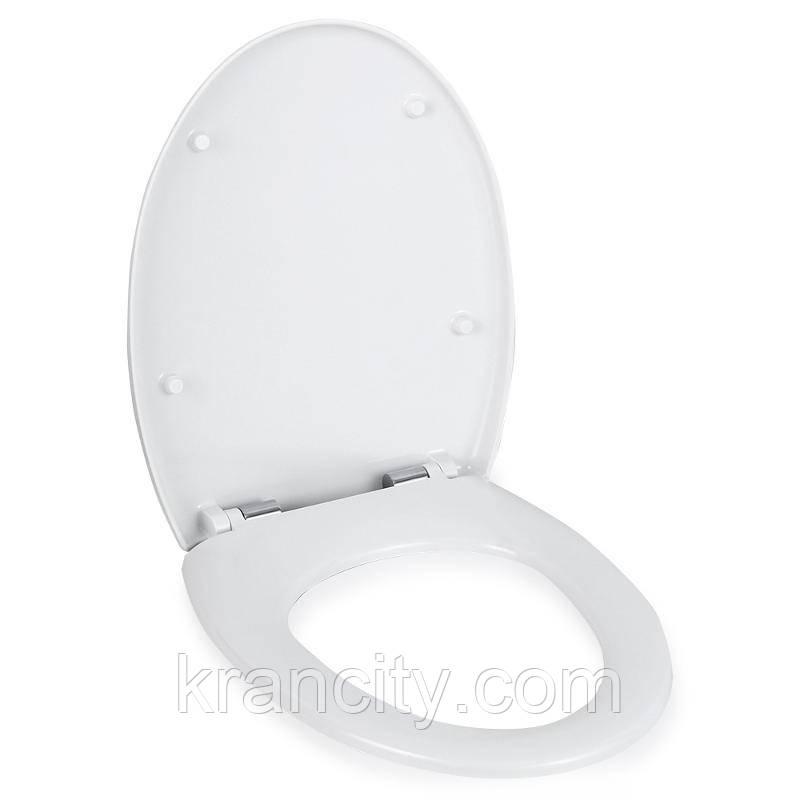Сиденье для унитаза JACOB DELAFON PATIO E70007-00 микролифт