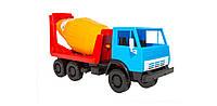 Детская машинка  Бетономешалка Х1 Орион 122
